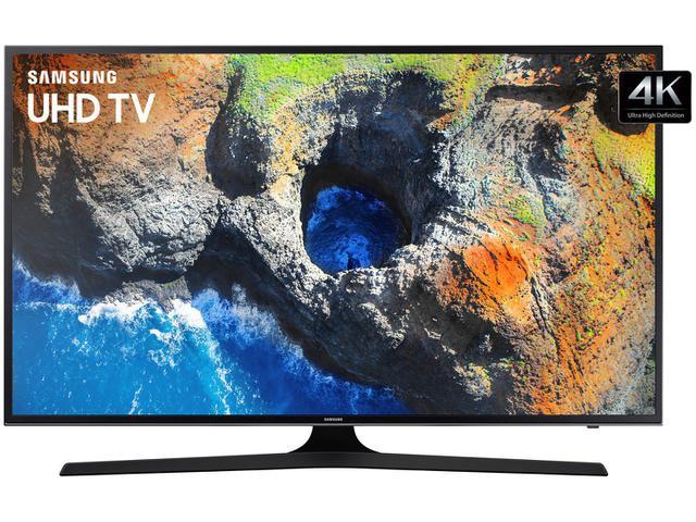 "Imagem de Smart TV 4K LED 75"" Samsung 75MU6100 Wi-Fi"
