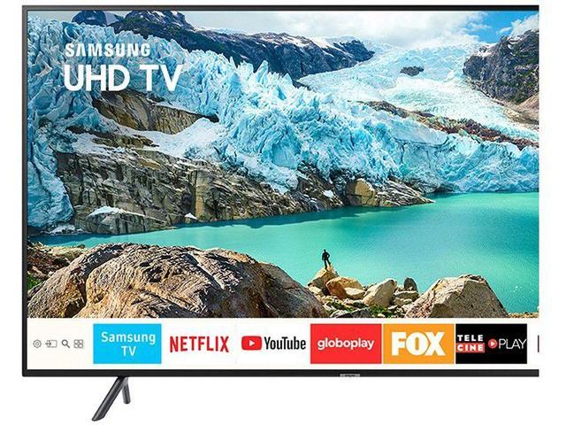 "Imagem de Smart TV 4K LED 75"" Samsung UN75RU7100"