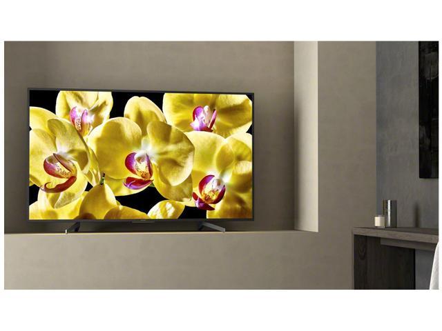 """Imagem de Smart TV 4K LED 75"""" Sony XBR-75X805G Android Wi-Fi"""