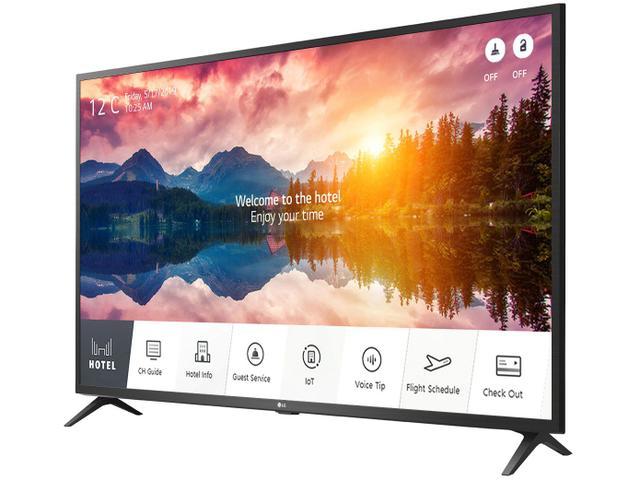 "Imagem de Smart TV 4K LED IPS 55"" LG Hotel Pro: Centric"