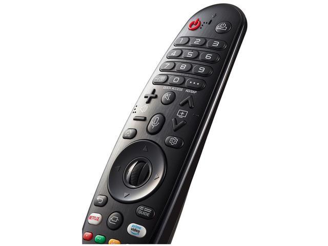 "Imagem de Smart TV 4K LED IPS 75"" LG 75UN8000PSB Wi-Fi"