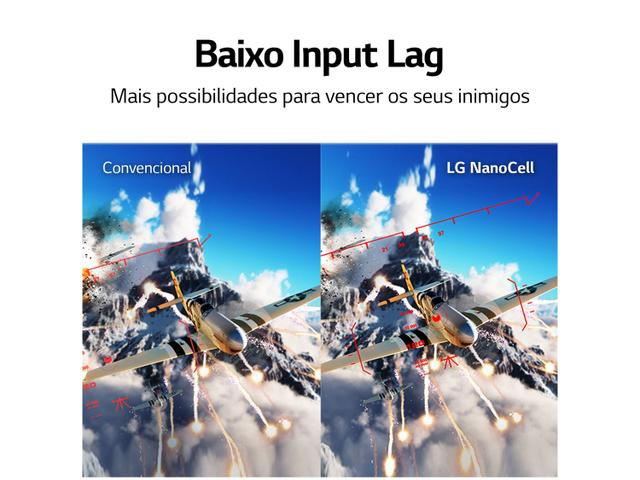 "Imagem de Smart TV 4K NanoCell IPS 55"" LG 55NANO86SNA"