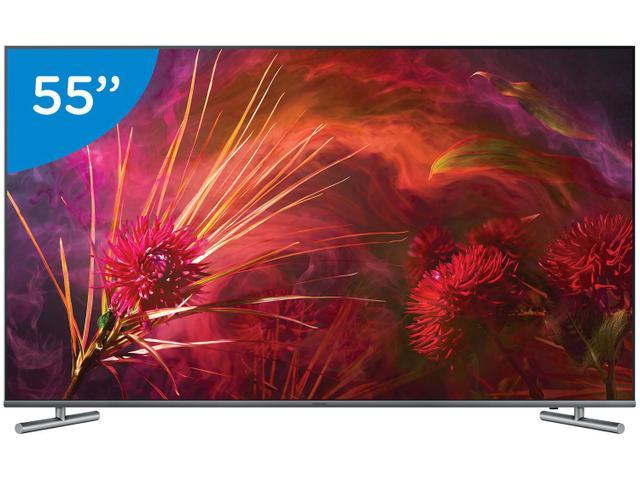 "Imagem de Smart TV 4K QLED 55"" Samsung 55Q6FAMGXZD"