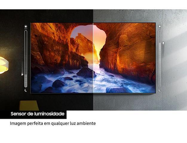 "Imagem de Smart TV 4K QLED 55"" Samsung 55Q70TA - Wi-Fi Bluetooth HDR 3 HDMI 2 USB"