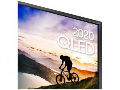 "Imagem de Smart TV 4K QLED 55"" Samsung Q70TA Wi-Fi Bluetooth"