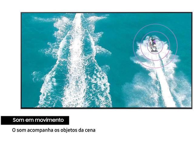 """Imagem de Smart TV 4K QLED 55"""" Samsung Q80TA Alexa Built In"""