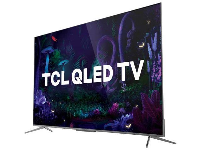 "Imagem de Smart TV 4K QLED 55"" TCL C715 Android"