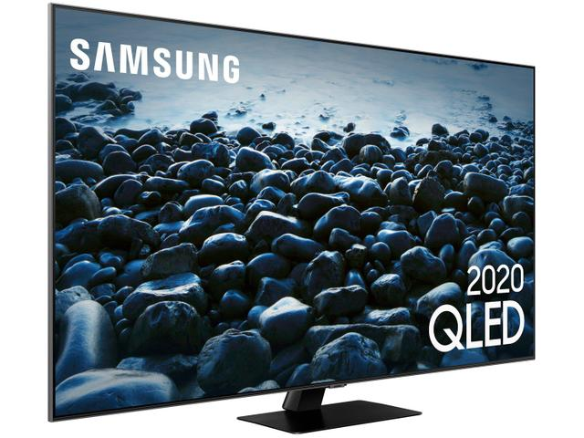 "Imagem de Smart TV 4K QLED 65"" Samsung 65Q80TA"