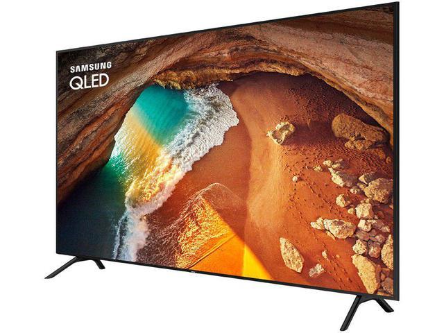 "Imagem de Smart TV 4K QLED 65"" Samsung QN65Q60RAG Wi-Fi"