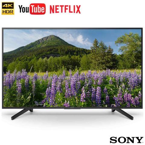 Imagem de Smart TV 4K Sony LED 55 4K X-Reality Pro, Motionflow XR 240 Wi-Fi