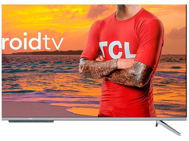 """Imagem de Smart TV 4K UHD LED 65"""" TCL 65P715 Android Wi-Fi"""
