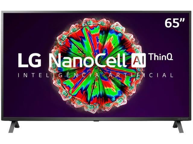 "Imagem de Smart TV 4K UHD NanoCell 65"" LG 65NANO79SNA"