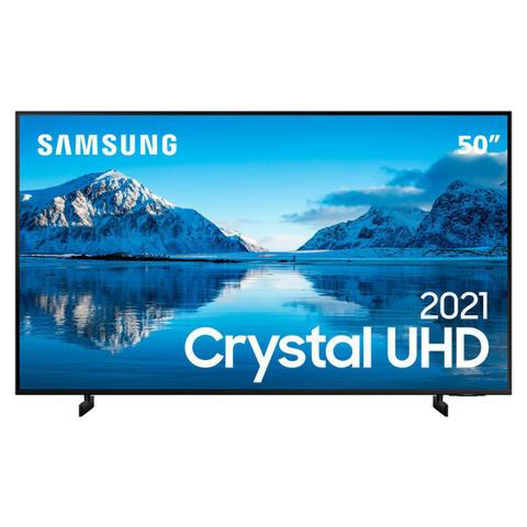 "Tv 50"" Led Samsung 4k - Ultra Hd - Un50au8000"