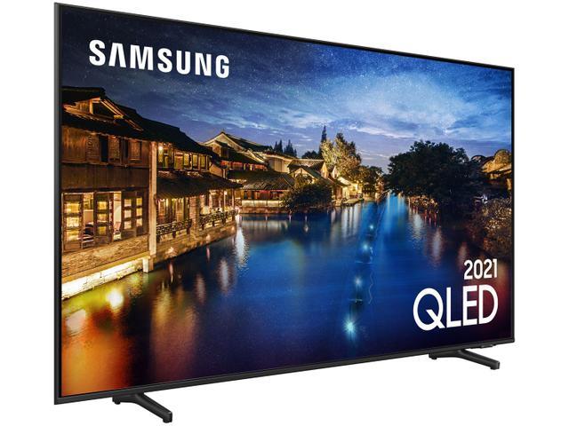 "Imagem de Smart TV 55"" 4K QLED Samsung 55Q60AA"