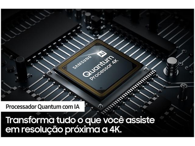 """Imagem de Smart TV 55"""" 4K QLED Samsung 55Q70A Wi-Fi"""