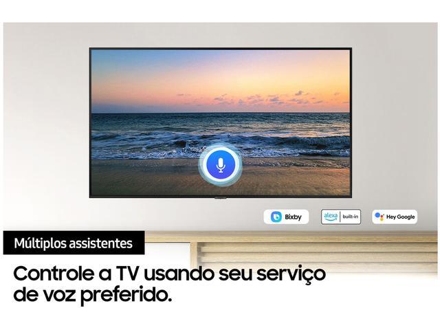 """Imagem de Smart TV 55"""" Crystal 4K Samsung 55AU7700"""