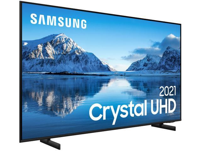 """Imagem de Smart TV 55"""" Crystal 4K Samsung 55AU8000"""