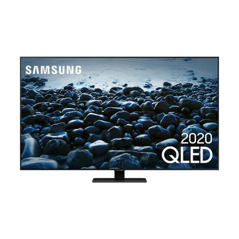 Imagem de Smart TV 55 Samsung 4K QLed 55Q80T