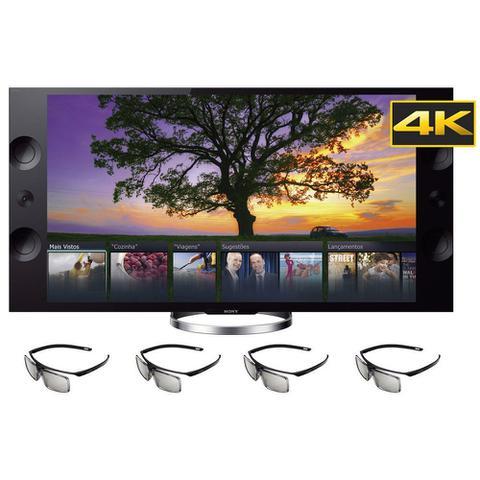 Imagem de Smart TV 55 Sony 3D Slim LED 4K - XBR-55X905 (Wifi, NFC, Motionflow XR 960)