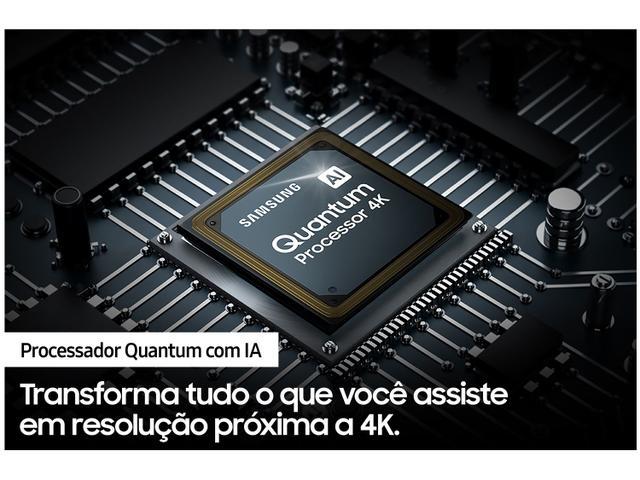 """Imagem de Smart TV 65"""" 4K QLED Samsung 65Q70A Wi-Fi"""