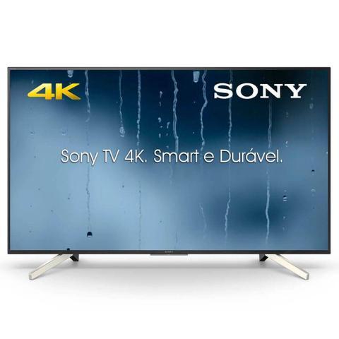 """Imagem de Smart TV 65"""" 4K Sony - KD65X755F"""
