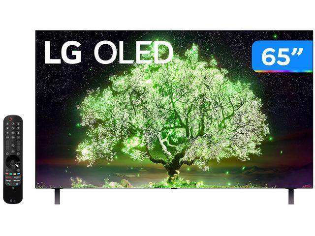 """Tv 65"""" Oled LG 4k - Ultra Hd Smart - Oled65a1"""
