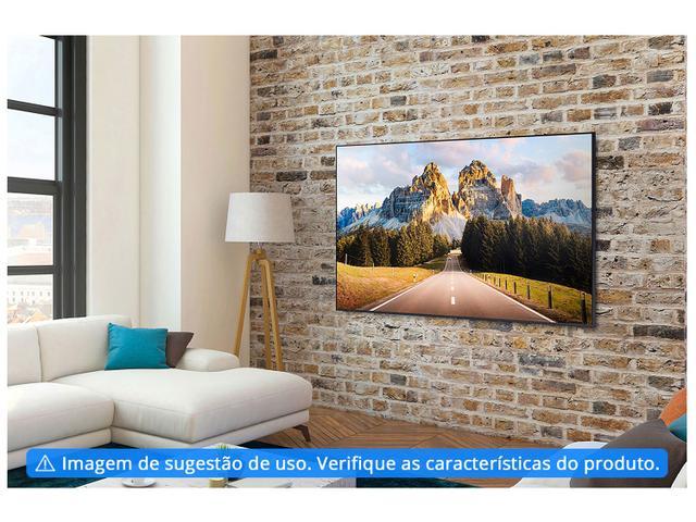 """Imagem de Smart TV 75"""" Crystal 4K Samsung 75AU7700 Wi-Fi"""