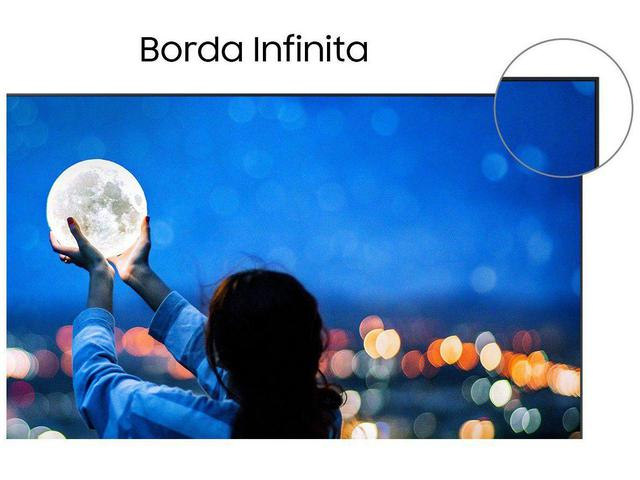 """Imagem de Smart TV Crystal UDH 4K LED 58"""" Samsung"""