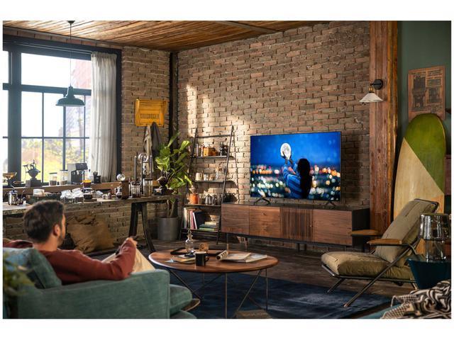 """Imagem de Smart TV Crystal UHD 4K LED 43"""" Samsung"""