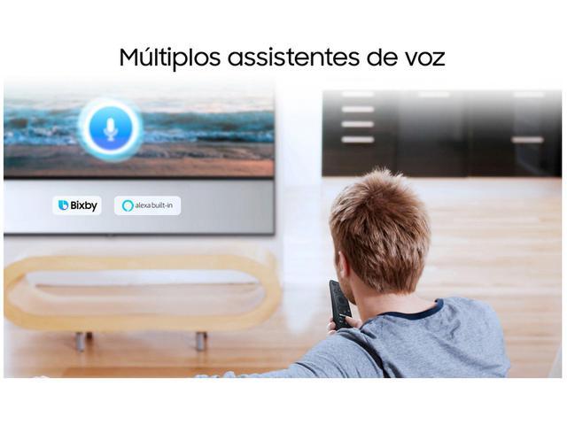 """Imagem de Smart TV Crystal UHD 4K LED 55"""" Samsung"""