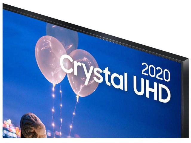 "Imagem de Smart TV Crystal UHD 4K LED 55"" Samsung"