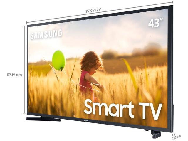 "Imagem de Smart TV Full HD LED 43"" Samsung 43T5300A"