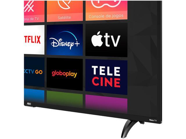 "Imagem de Smart TV HD LED 32"" AOC 32S5195/78G"