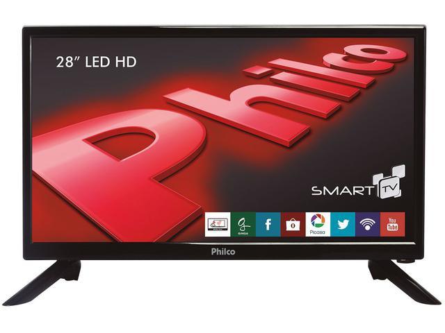 """Imagem de Smart TV LED 28"""" Philco Backlight D-LED"""