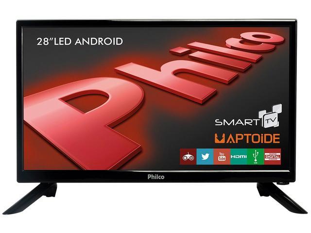 """Imagem de Smart TV LED 28"""" Philco PH28N91DSGWA"""