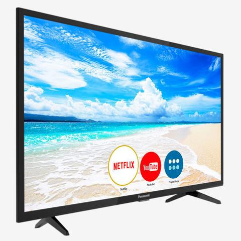 Imagem de Smart TV LED 32'' HD Panasonic 32FS500B 2 HDMI 2 USB Wi-Fi Conversor Digital