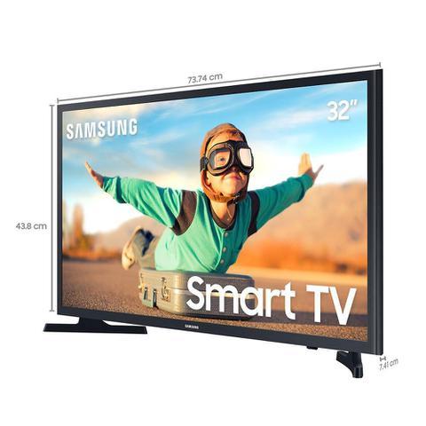 Imagem de Smart TV LED  32'' HD SAMSUNG 32T4300 2 HDMI 1 USB Wi-Fi
