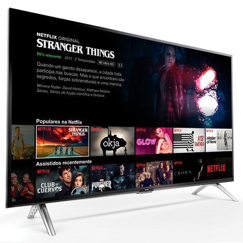 Imagem de Smart TV LED 32'' HD Semp 32S5300 Android 2 HDMI 1 USB Wi-Fi