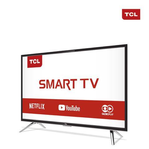 Imagem de Smart TV LED 32 HD Semp TCL L32S4900S 3 HDMI 2 USB Wi-Fi Integrado Conversor Digital