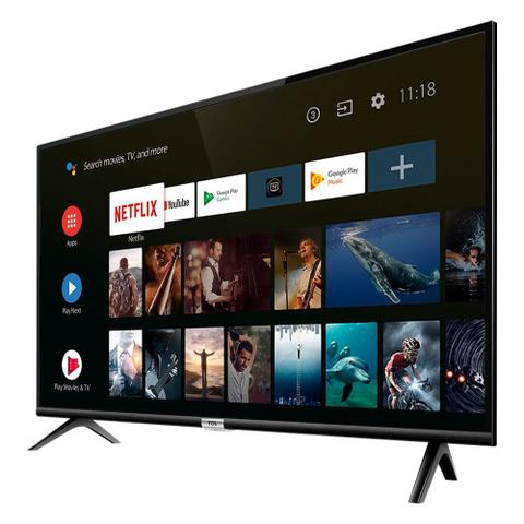 Imagem de Smart TV LED 32 HD TCL 32S6500S 2 HDMI 1 USB Android OS Wi-Fi