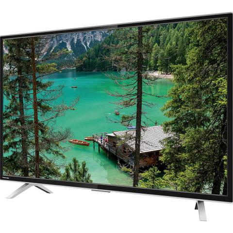 Imagem de Smart TV LED 32 HD Toshiba 32L2600 3 HDMI 2 USB Wi-Fi Integrado Conversor Digital