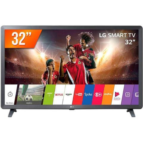Imagem de Smart TV LED 32 LG, 3 HDMI, 2 USB, Wi-Fi, Conversor Digital - 32LK611C.AWZ