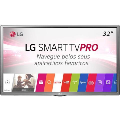 Imagem de Smart TV LED 32 LG 32LJ601C 2 HDMI USB