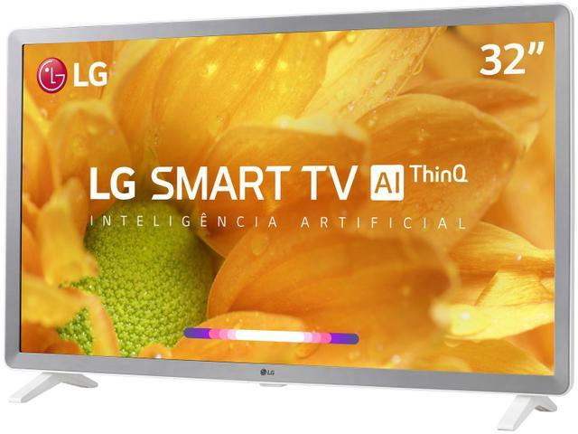 "Imagem de Smart TV LED 32"" LG 32LM620BPSA Wi-Fi"
