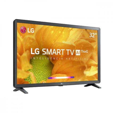 Imagem de Smart TV LED 32 LG 32LM625BPSB HDR Ativo, Virtual Surround Sound, Wi-Fi, Inteligência Artificial, ThinQ AI
