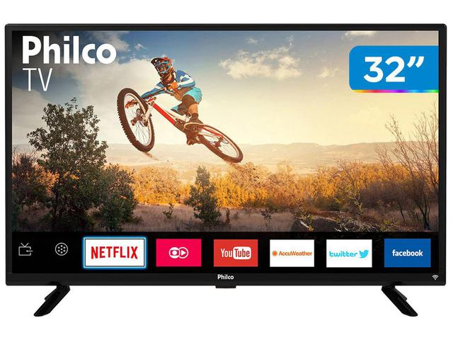 "Tv 32"" Led Philco Hd Smart - Ptv32g50sn"