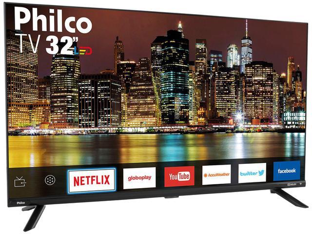 """Imagem de Smart TV LED 32"""" Philco PTV32G60SNBL Wi-Fi"""