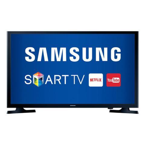 Imagem de Smart TV LED 32 Polegadas Samsung HD USB HDMI WIFI