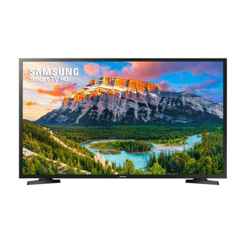 Imagem de Smart TV LED 32 Polegadas Samsung UN32J4290AGXZD HD USB 2 HDMI Wi-fi