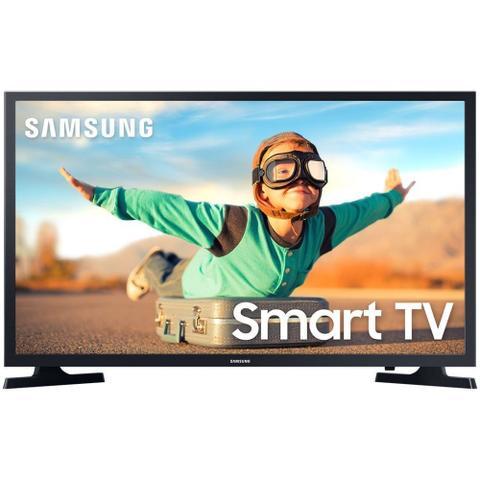 Imagem de Smart TV LED 32'' Samsung 32T4300 HD - WIFI, HDR para Brilho e Contraste, Plataforma Tizen, 2 HDMI,